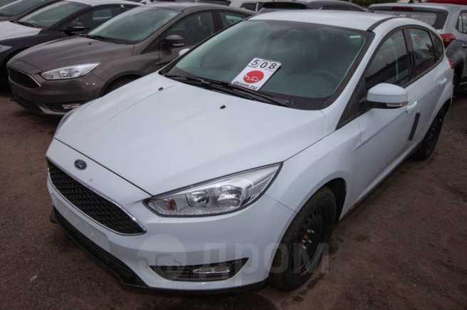 Ford Focus, 2019 год, 993 000 руб.