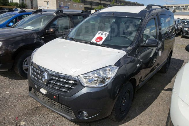 Renault Dokker, 2019 год, 1 054 950 руб.