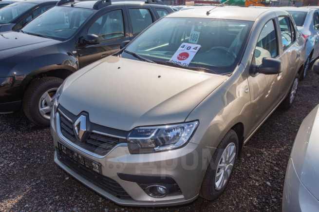 Renault Logan, 2019 год, 696 960 руб.