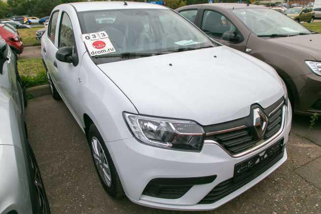 Renault Logan, 2019 год, 606 019 руб.