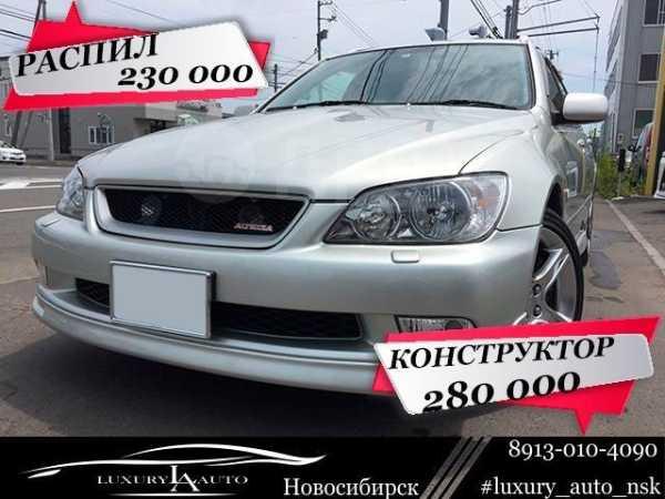 Toyota Altezza, 2005 год, 230 000 руб.