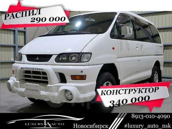 Mitsubishi Delica, 2002 год, 290 000 руб.