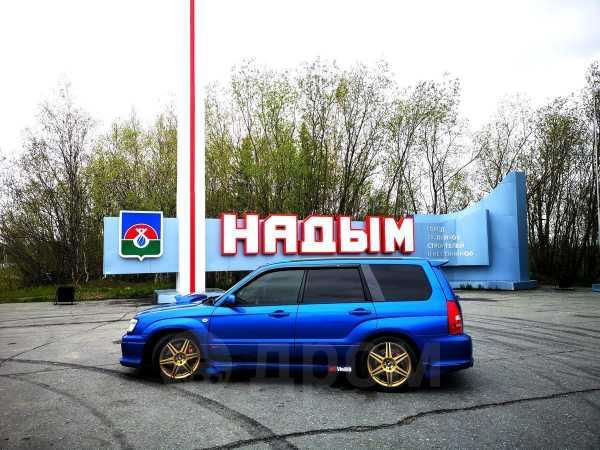 Subaru Forester, 2004 год, 630 000 руб.