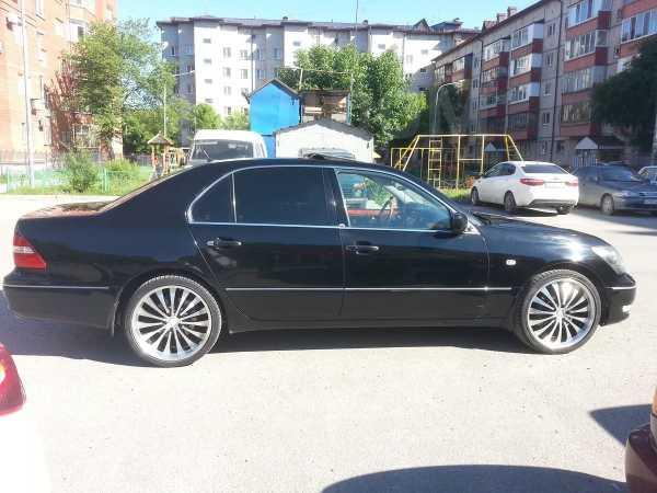 Lexus LS430, 2004 год, 555 555 руб.