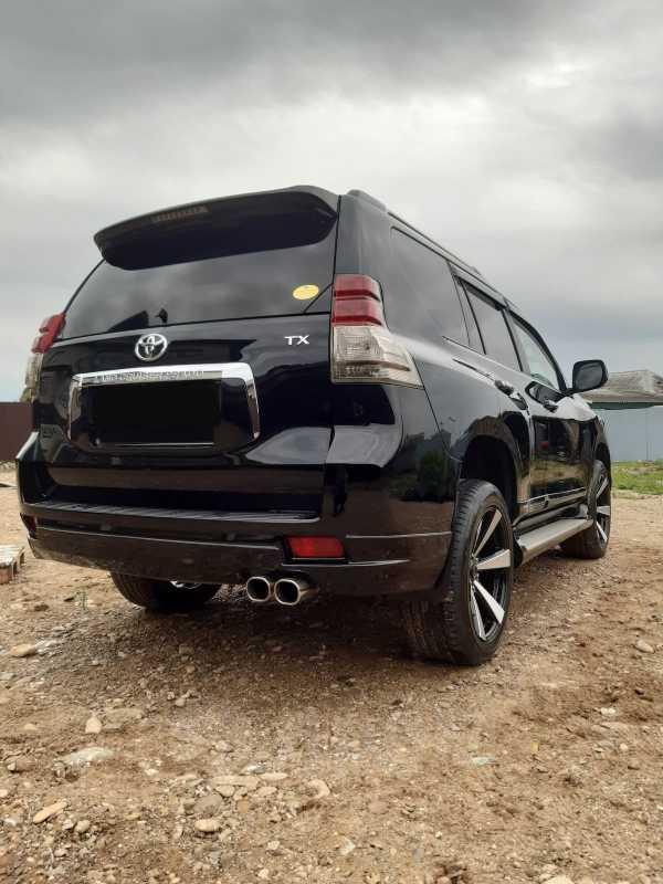 Toyota Land Cruiser Prado, 2011 год, 1 987 000 руб.