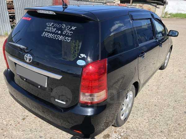 Toyota Wish, 2008 год, 659 000 руб.