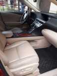Lexus RX350, 2010 год, 1 480 000 руб.
