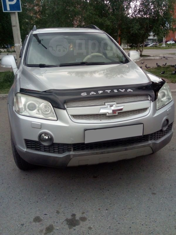 Chevrolet Captiva, 2007 год, 570 000 руб.