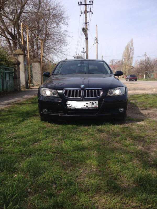 BMW 3-Series, 2008 год, 599 000 руб.