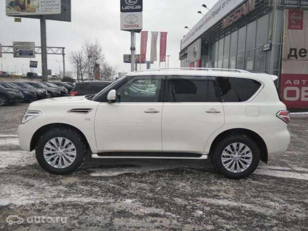 Nissan Patrol, 2014 год, 2 800 000 руб.