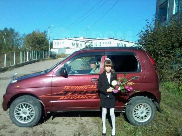 Daihatsu Terios Kid, 1998 год, 90 000 руб.