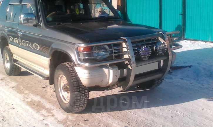 Mitsubishi Pajero, 1991 год, 250 000 руб.