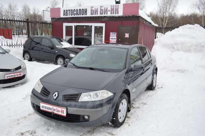 Renault Megane, 2007 год, 279 000 руб.