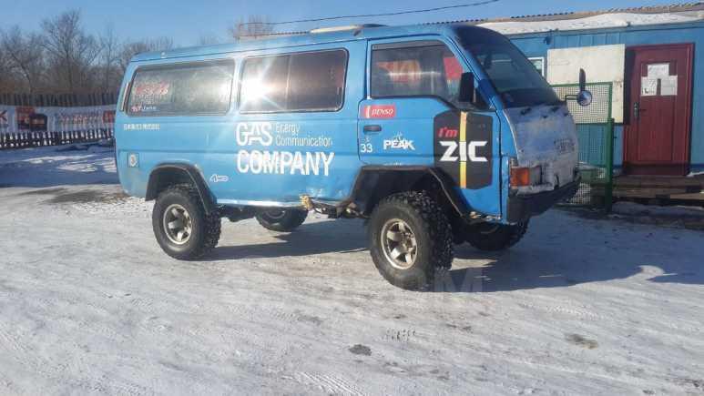 Nissan Homy, 1992 год, 245 000 руб.