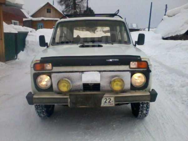 Лада 4x4 2121 Нива, 1984 год, 75 000 руб.