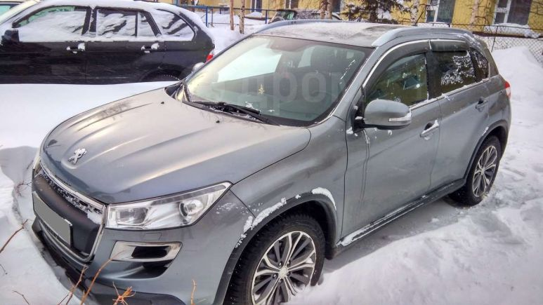 Peugeot 4008, 2012 год, 850 000 руб.