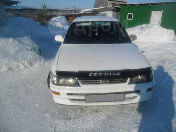 Toyota Corolla, 1995 год, 133 000 руб.