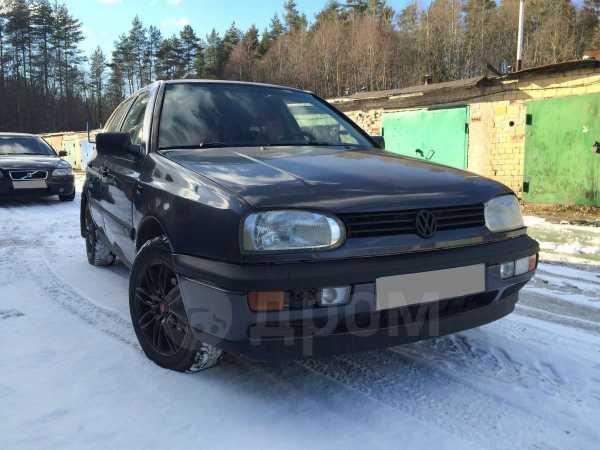 Volkswagen Golf, 1993 год, 75 000 руб.