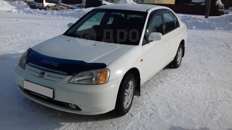 Honda Civic Ferio, 2002 год, 220 000 руб.