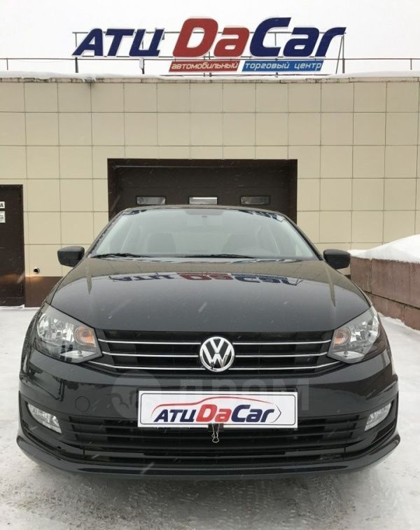Volkswagen Polo, 2016 год, 629 900 руб.