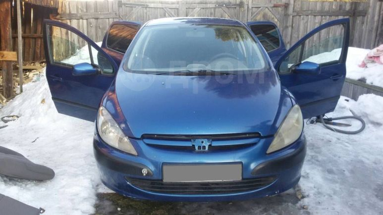 Peugeot 307, 2003 год, 120 000 руб.