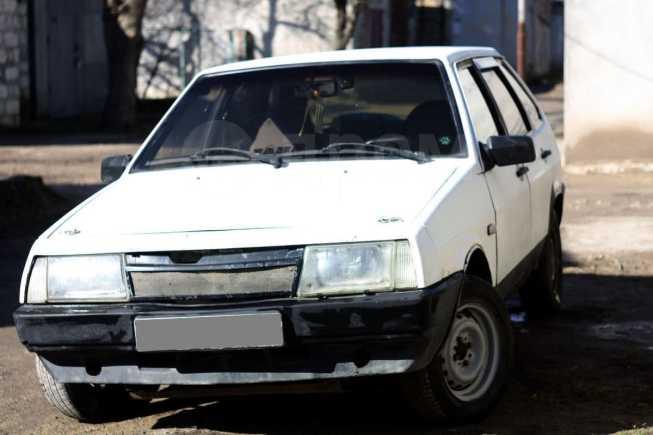 Лада 2109, 1987 год, 45 000 руб.