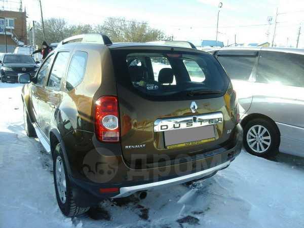 Renault Duster, 2012 год, 635 000 руб.
