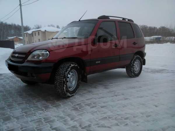 Chevrolet Niva, 2007 год, 259 000 руб.