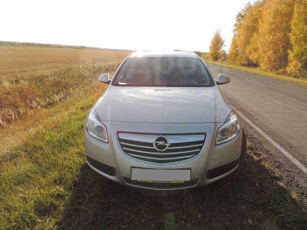 Opel Insignia, 2009 год, 580 000 руб.