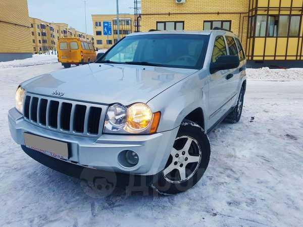 Jeep Grand Cherokee, 2005 год, 570 000 руб.