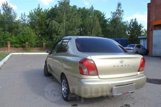 Toyota Platz, 2002 год, 190 000 руб.