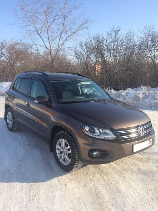 Volkswagen Tiguan, 2014 год, 1 149 000 руб.