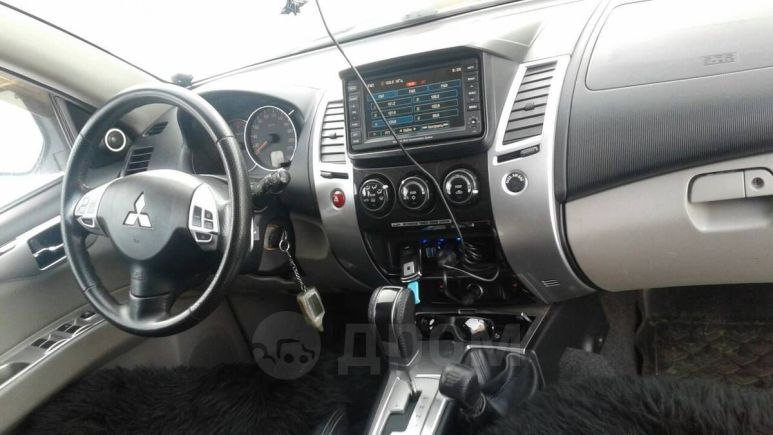 Mitsubishi Pajero Sport, 2010 год, 1 090 000 руб.