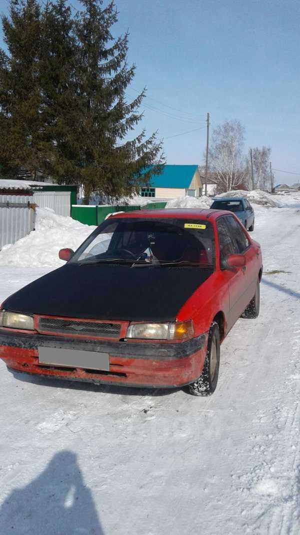 Mazda Familia, 1990 год, 59 000 руб.