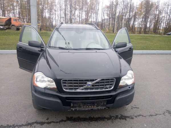 Volvo XC90, 2005 год, 500 000 руб.