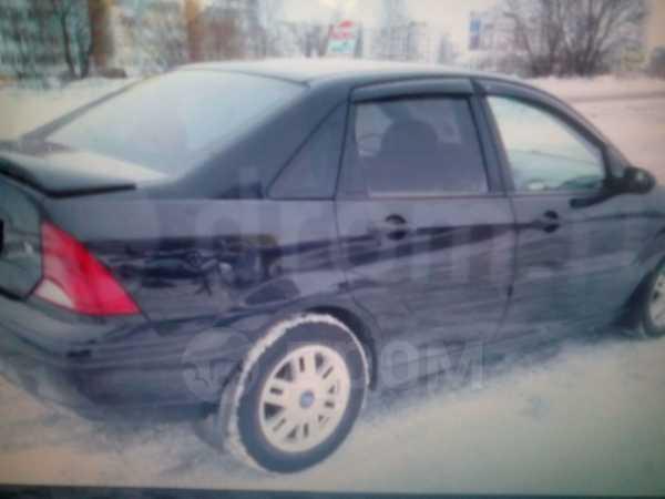 Ford Focus, 2002 год, 182 000 руб.