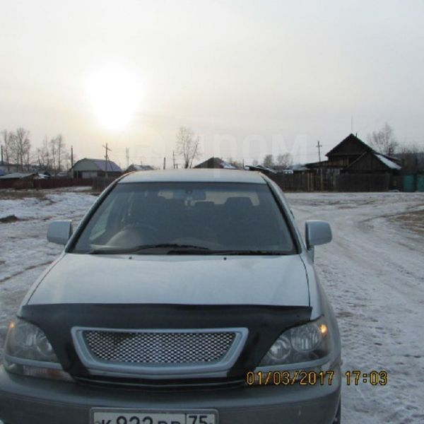 Toyota Harrier, 2001 год, 430 000 руб.