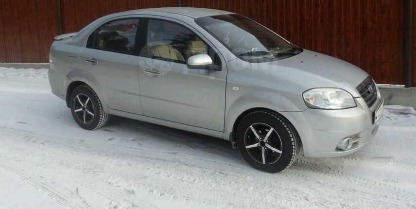 Daewoo Gentra, 2008 год, 365 000 руб.