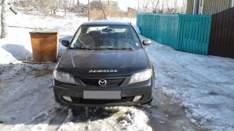 Mazda Protege, 2002 год, 185 000 руб.