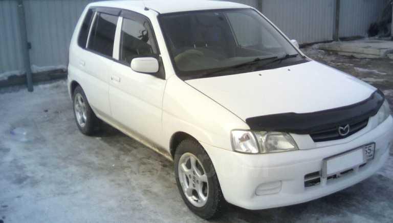 Mazda Demio, 2001 год, 149 000 руб.
