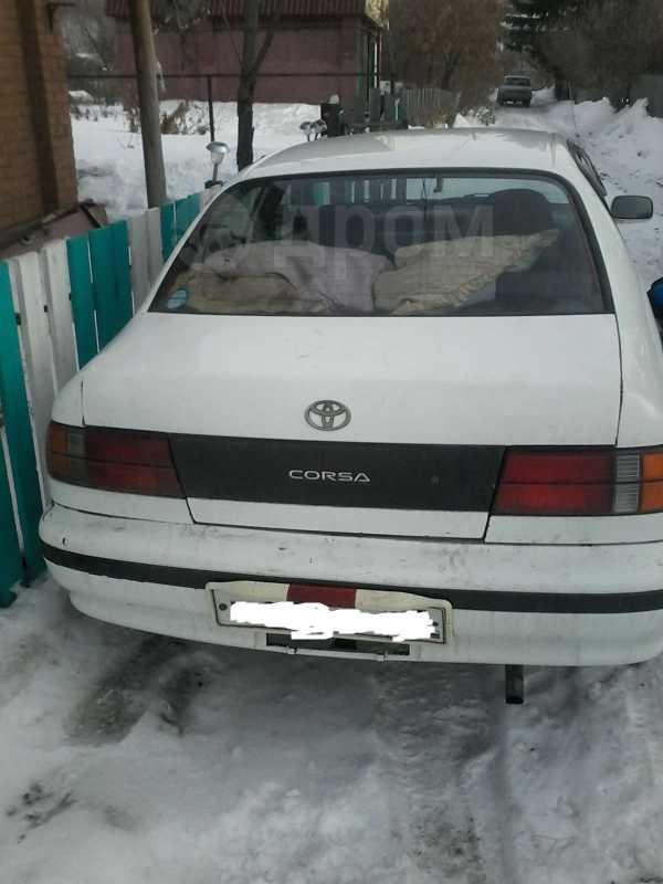 Toyota Corsa, 1990 год, 75 000 руб.