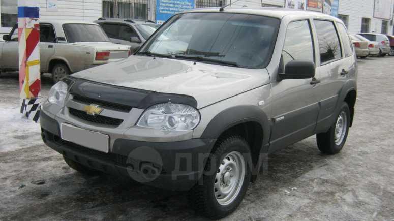 Chevrolet Niva, 2014 год, 425 000 руб.