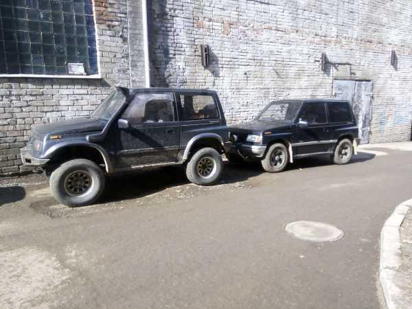 Suzuki Escudo, 1993 год, 220 000 руб.