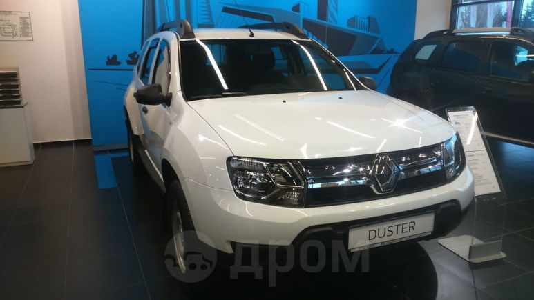 Renault Duster, 2017 год, 923 770 руб.