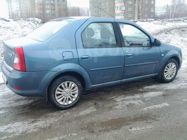 Renault Logan, 2012 год, 345 000 руб.