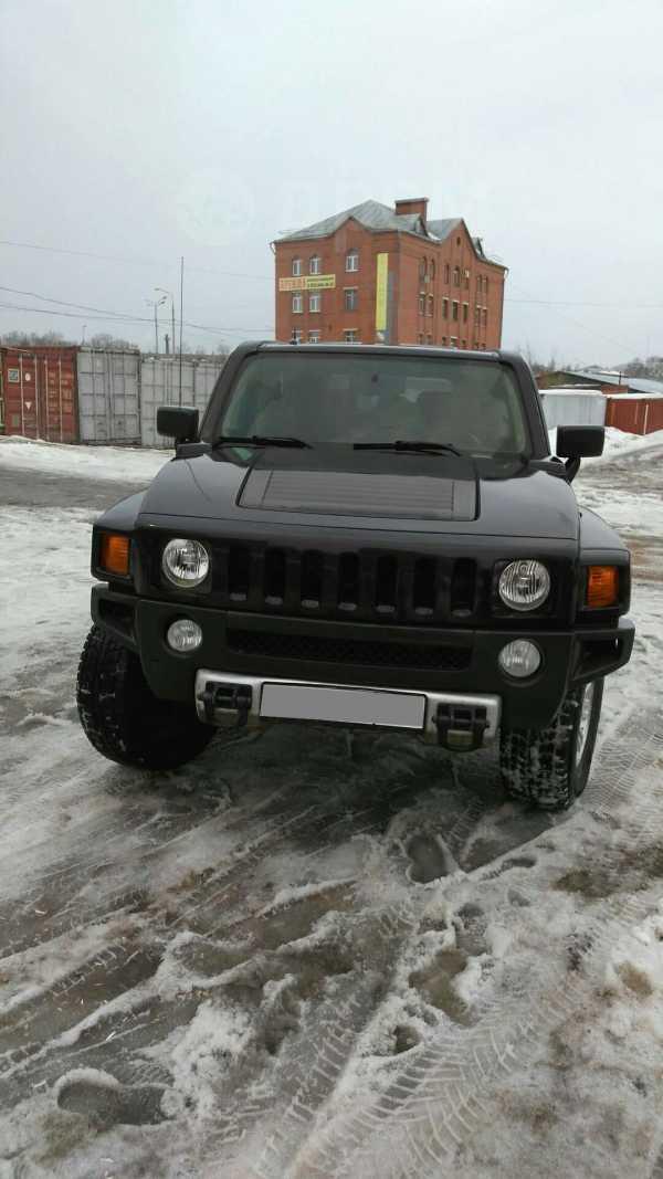 Hummer H3, 2008 год, 1 050 000 руб.