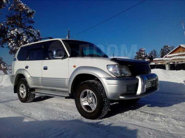 Toyota Land Cruiser Prado, 2001 год, 700 000 руб.
