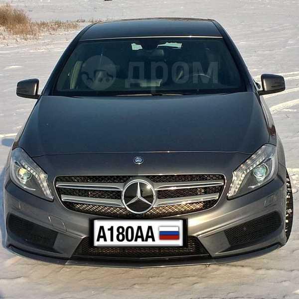 Mercedes-Benz A-Class, 2013 год, 1 299 000 руб.