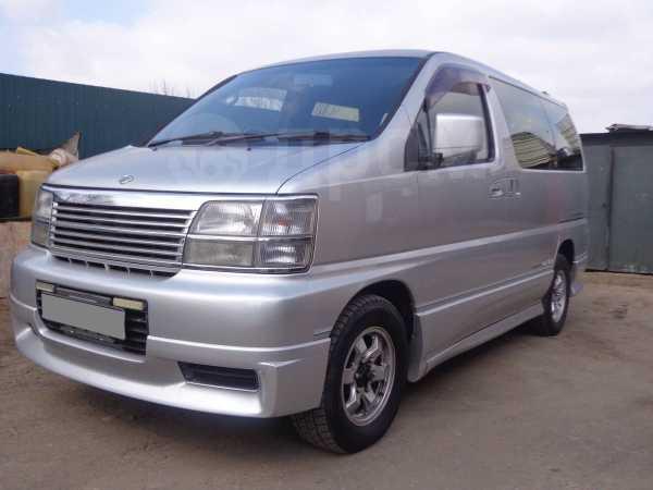 Nissan Elgrand, 2000 год, 415 000 руб.