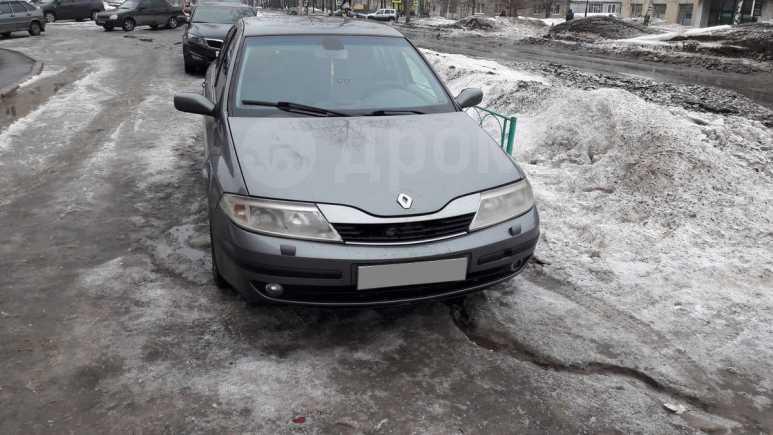 Renault Laguna, 2003 год, 200 000 руб.
